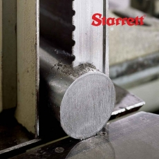 Ножи ленточные для резки закаленного металла с карбидным напылением Starrett Advanz CG