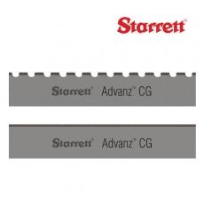 Ножи ленточные для резки закаленного металла с карбидным напылением Starrett Advanz CG - 2