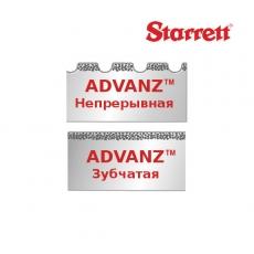 Ножи ленточные для резки закаленного металла с карбидным напылением Starrett Advanz CG - 3