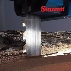 Пилки стрічкові для твердого та високоабразивного дерева твердосплавні Starrett Advanz FS