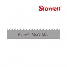 Пили стрічкові для різання кольорових металів твердосплавні Starrett Advanz MC5 - 2