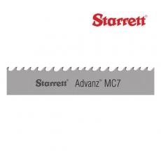 Пилы ленточные для твердых металлов твердосплавные Starrett Advanz MC7 - 2