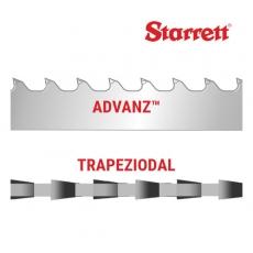 Пилки стрічкові для металообробки твердосплавні Starrett Advanz CS - 3