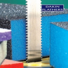 Ножи ленточные для плотного  поролона или с абразивом Diamond edge - 2