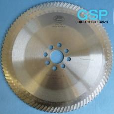 Пилы дисковые отрезные сегментные геллера HSS