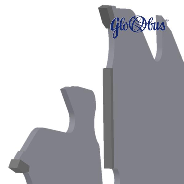 Фрезы концевые радиусные с подшипником - 2
