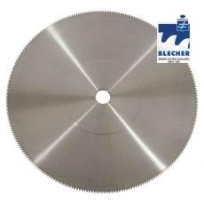 Пилы дисковые для сухой резки стальных труб профилей фрикционные CRV - 2