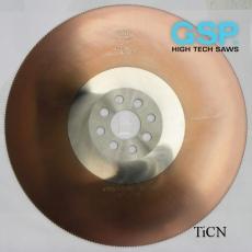 Пилы дисковые отрезные для резки стали с охлаждением низкооборотистые HSS - 3