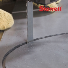 Пили стрічкові для профільних та листових заготовок M42 Starrett Intenss Pro-Die