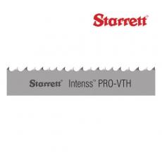 Пилы ленточные по металлу для сплошных заготовок биметаллические Starrett Intenss PRO VTH - 2