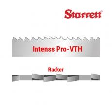 Пилы ленточные по металлу для сплошных заготовок биметаллические Starrett Intenss PRO VTH - 3