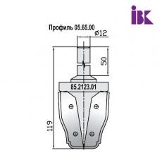 Комплекты радиусных фрез для производства мебельных фасадов - 3