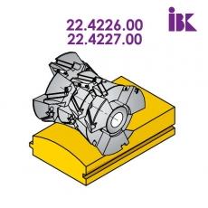 Фрези для профілювання облицювальної дошки типу блокхаус 22.4226.00, 22.4227.00 - 4
