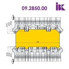Комплект фрез для профилирования бруса 09.2850.00 - 4
