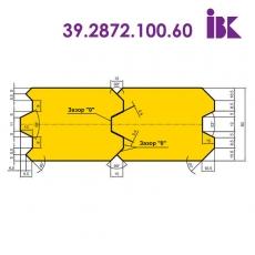 Фрези для профілювання бруса 39.2872.100.60