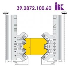 Фрези для профілювання бруса 39.2872.100.60 - 2