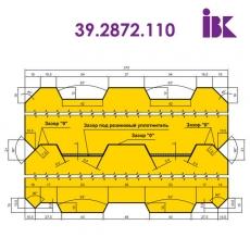 Фрезы для профилирования строительного бруса с уплотнением