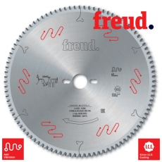 Пилы дисковые для профиля алюминия и ПВХ стенка до 3 мм негативный зуб LU5D