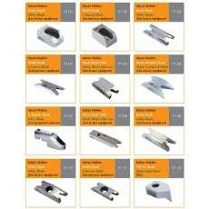 Ножі зачисні для зняття зварних швів HSS - 2