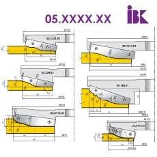 Приклади фрез для фільонки з фігурним фігарейним полем - 2