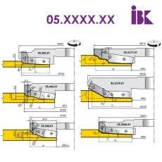 Приклади фрез для фільонки з фігурним фігарейним полем - 3