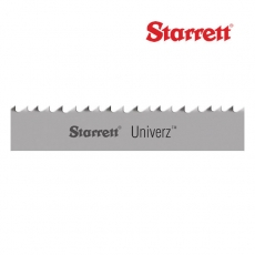 Пилы ленточные по металлу узкие биметаллические M42 Starrett Univerz - 2