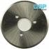 Ножі дискові для різання тканини та текстилю CRV, HSS