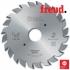 Пилы дисковые подрезные двухкорпусные для резки плитных материалов LI16M