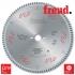 Пили дискові для форматних верстатів основні для різання плитних матеріалів LU3D