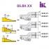 Комплект комбінованих фрез для профілювання фільонок - 2