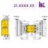 Комплекты фрез для профилирования бруса 31.XXXX.XX - 3
