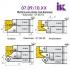 Комплект насадних фрез для виробництва меблевих фасадів 07.09/10.XX - 2