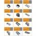 Ножи зачистные для снятия сварных швов HSS - 4