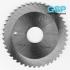 Пили дискові пазові прорізні по металу DIN 1838 C крупний зуб HSS і VHM